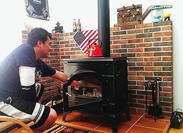 お客様の声画像|薪ストーブなごみ|熊本の薪ストーブ専門店|アウトドア用品